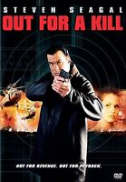 Out For a Kill DVD COMPLETE WITH CASE & COVER ARTWORK BUY 2 GET 1 FREE