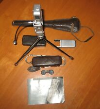 MINOX B SPY CAMERA - ORGINAL CASE & CHAIN - TRIPOD FLASH BOOK FILM *** SHIP FREE