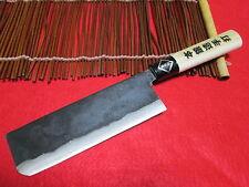 MADE IN JAPAN Japanese Handmade Chef Knife  Sakai Cyounsai Knives Nakiri  Kasumi