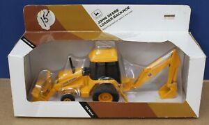 Ertl 5520 John Deere Backhoe Loader 1:32 Diecast MIB Mint/ Box sealed 1992