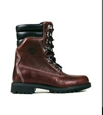 "Timberland Winter Extreme 9"" Super Boot A1UK4 'King 40 Below' Burgundy MENS 9.5"