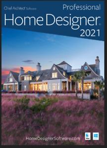Chief Architect Home Designer Pro 2021 - PC