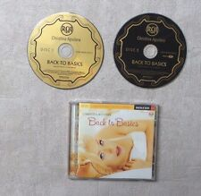 "CD AUDIO MUSIC / CHRISTINA AGUILERA ""BACK TO BASICS"" 22T+1 VIDÉO 2XCD ALBUM 2006"