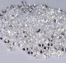 0.01CT loose diamond VS F color 1.3-1.35MM synthetic Diamond HPHT CVD LGD'S