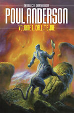 1st,2 signatures(author,intro),Collected Short Works Poul Anderson 1:Call Me Joe