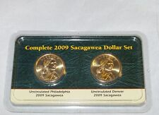 2009 P & D Sacagawea Dollar - Uncirculated - From Littleton Coin