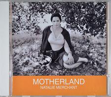Motherland by Natalie Merchant [Canada - Elektra/Club E2 62721 - 2001] - MINT