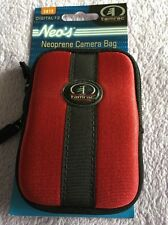 Tamrac 3812 Neo's Digital 12 Camera Case (Red)
