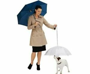 200: DAC-09 * Doggie Umbrella with choice of handle colour *