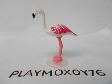 PLAYMOBIL ANIMALES. FLAMENCO.