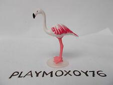 PLAYMOBIL ANIMALES. FLAMENCO.