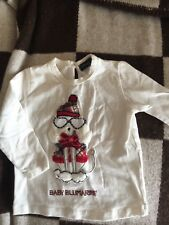 BLUMARINE MARC JACOBS GAULTIER BABY GIRL CLOTHING LOT 4 T SHIRTS BNWT 3-9 MONTHS