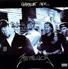 Garage, Inc. by Metallica (Vinyl, Mar-2011, 3 Discs, Virgin EMI (Universal UK))