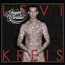 Imagine Paradise by Levi Kreis (CD-2013) NEW-Free Shipping
