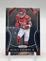 2019 Panini Prizm Football Mecole Hardman Jr. Base Rookie RC #345