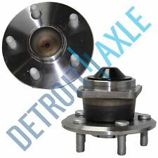 2 REAR Wheel Hub and Bearing Assembly for Celica Corolla Matrix Non-ABS FWD!