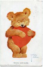 LAWSON WOOD . OURS HUMANISé. HUMANIZED BEAR. COEUR. HEART