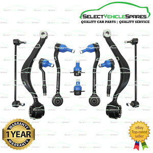 NEW BMW X5 E53 FRONT LEFT & RIGHT WISHBONE CONTROL SUSPENSION ARM KIT 2000-2006
