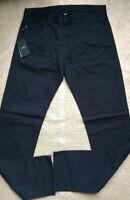 Armani Jeans men's J45  jeans/chinos size W32 x L34 - Slim Fit Straight Leg