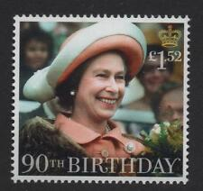 QUEEN ELIZABETH II IN NEW ZEALAND IN 1977/GB 2016 UM MINT STAMP