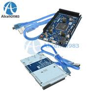 SAM3X8E 32-bit ARM Cortex-M3 DUE R3 Control Board Module & USB Cable For Arduino
