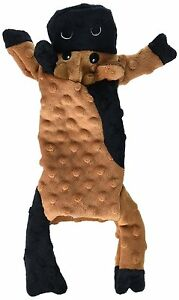 Spot Ethical Extreme Skinneeez Squeaker Cow 14 Inch Dog Toy No Stuffing At All