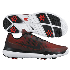 Nike TW '15 Ltd Edition Mens Golf Shoes 704884_600 NEW Red/Blk 9 Med $250 RET