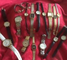 Mens Vintage Watch Lot for sale   eBay