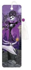 Bookmark Premier Tassle Bead Nightmare Before Christmas Jack Purple Graveyard