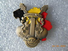 Hard rock cafe Brussels - 1st Anniversary pin