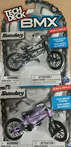 Tech Deck Sunday BMX Finger Bike Series 14 X 2