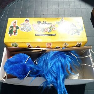 PELHAM PUPPETS ROD HULLS EMU HIBOU PRODUCTIONS 1977