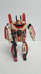 Vintage G1 JETFIRE transformers 1984 Takara 99% Complete Armor Gun Jet Robot J6
