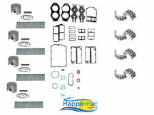 Yamaha 115-130 HP V4 Powerhead Rebuild Kit Piston Gasket 84-92 21.5mm 6E5