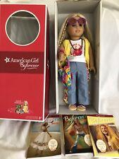 American Girl Doll Julie Albright Complete Excellent Beforever
