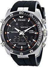 Pulsar Men's Pw6009 Stainless Steel Multifunction Watch