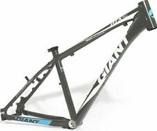 "New GIANT ATX PRO Alloy MTB Mountain Bike Frame BSA 26er 16"" Size S Charcoal NR!"