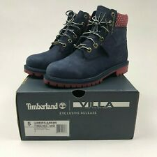 "VILLA x Timberland 6"" PRM Boot TB0A14E4 OLD GLORY JR's US 5 NEW"