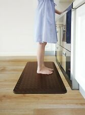 Elegant Comfort Anti Fatigue Standing Comfort Kitchen Mat - OVERSIZED - Non-Slip