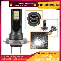 kit H7 Canbus LED anti erreur Ampoule Voiture Feux Phare Lampe 110W Xénon Blanc