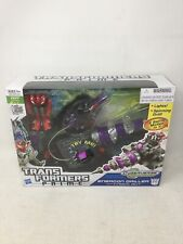 Transformers Prime Cyberverse Action Sets: Energon Driller with Knock Out