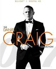 007: The Daniel Craig Collection (5 Blu-ray Disc set, 2015)  Spectre  Skyfall
