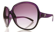 NEW Electric Rockabye Purple Womens Fashion Designer Oversize Sunglasses Ret$100