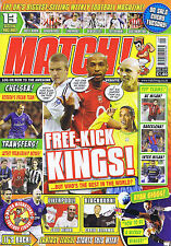 July Match Magazines