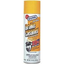 Gunk M720 Brake Cleaner Chlorinated 19 Oz - 12 Pack