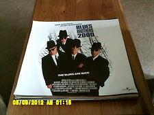 Blues Brothers 2000 (Dan Aykroyd, John Goodman) Film POSTE