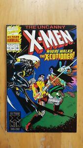 The Uncanny X-Men Annual, #17 (1993, Marvel Comics) High Grade