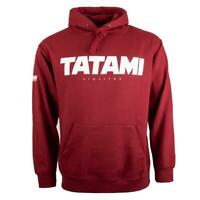 Tatami Essential 2019 BJJ Hoody All Colours Jiu Jitsu Hoodie Mens MMA