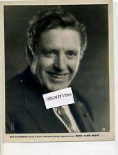 "JOHN McCORMACK in ""Song O my Heart"" 1932 Original Vintage Publicity Photo"