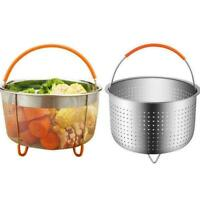 Stainless Steel Steamer Basket Accessories Basket For Instant P Q5O5